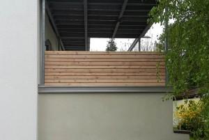 5.19 Sichtschutz Balkon